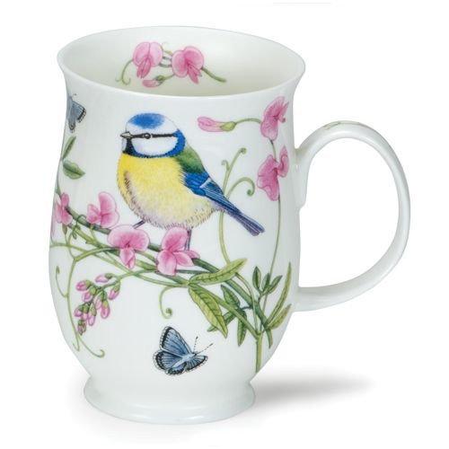 Dunoon Dunoon Suffolk Hedgerow Birds Blue Tit Mug