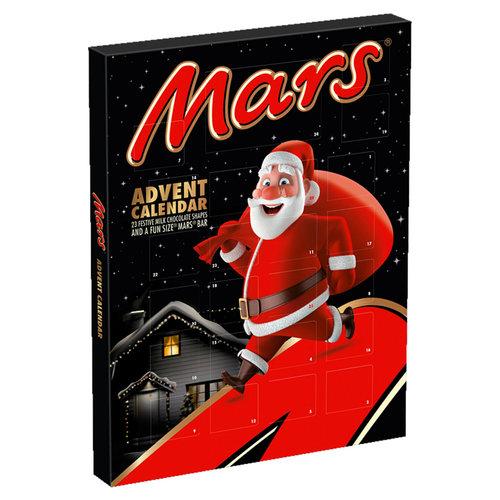 Mars Mars Advent Calendar 111g
