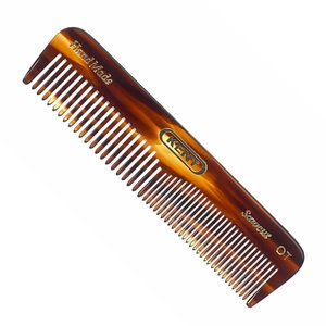 Kent Kent Fine and Coarse Pocket Comb