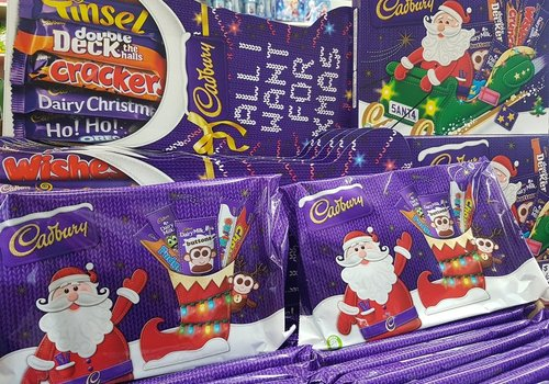 Selection Boxes & Tree Decorations