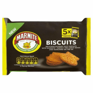 Marmite Biscuits 120g