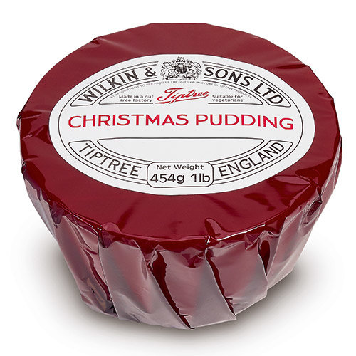 Tiptree Tiptree Christmas Pudding Cello 454g