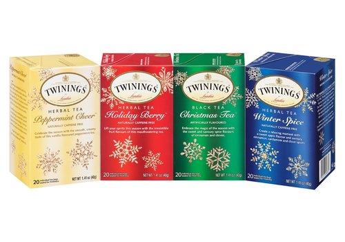 Seasonal Beverages & Scone Mixes