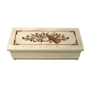 Splendid Music Box Co. Splendid Music Box with Violin