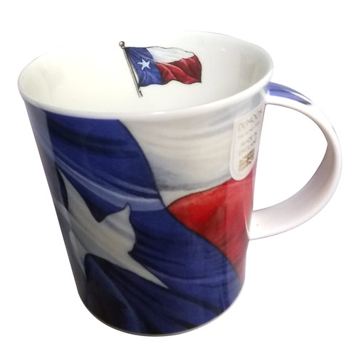 Dunoon Dunoon Cairngorm Texas Flag Mug