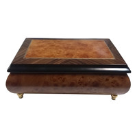 Splendid Music Box Plain with Matte Finish