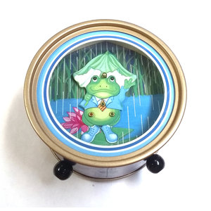 Splendid Music Box Co. Splendid Music Box Frog