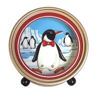 Splendid Music Box Penguin
