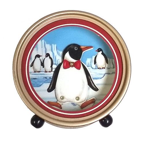 Splendid Music Box Co. Splendid Music Box Co. Penguin Box