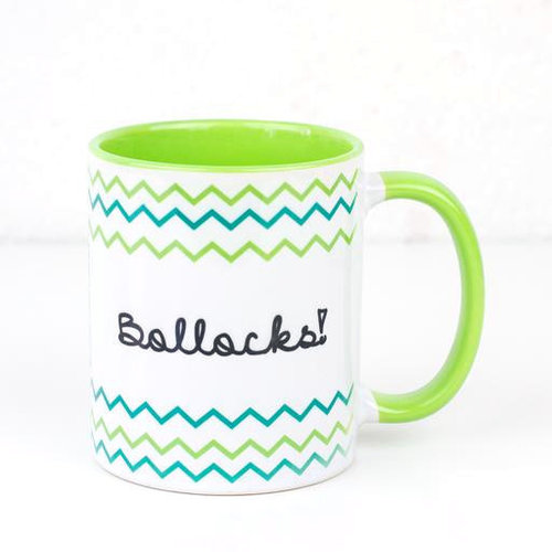 Bollocks Mug