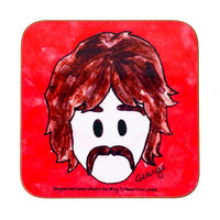 George Harrison Coaster