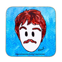 Paul McCartney Coaster