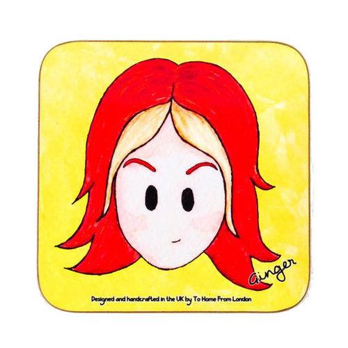 Ginger Spice Coaster