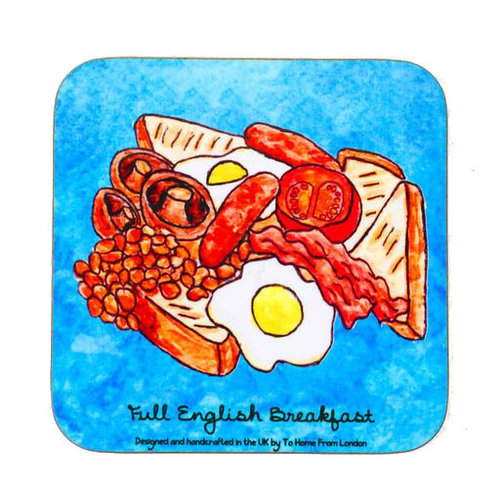 Full English Breakfast Coaster
