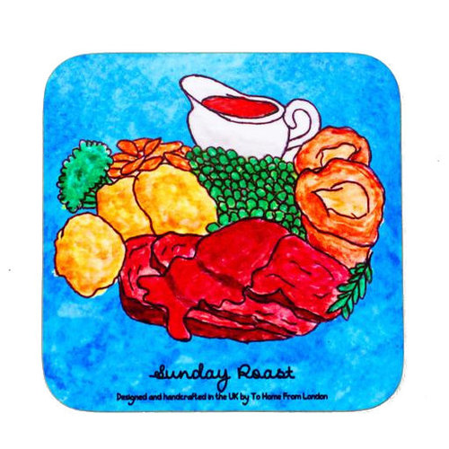 Sunday Roast Coaster