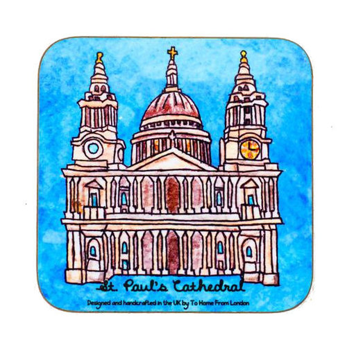 Saint Paul's Cathedral Coaster