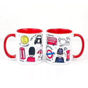British Icon Mug