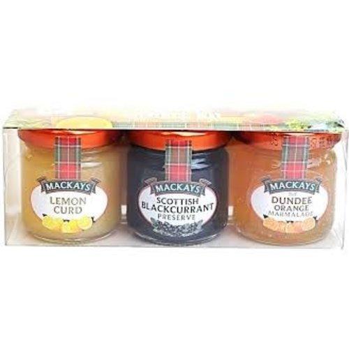 MacKays Mackays Preserves 3 Pack