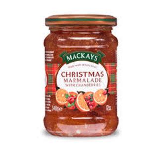 Mackays Christmas Marmalade
