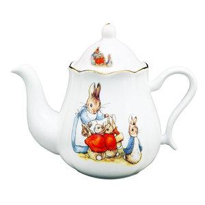 Peter Rabbit Porcelain Teapot