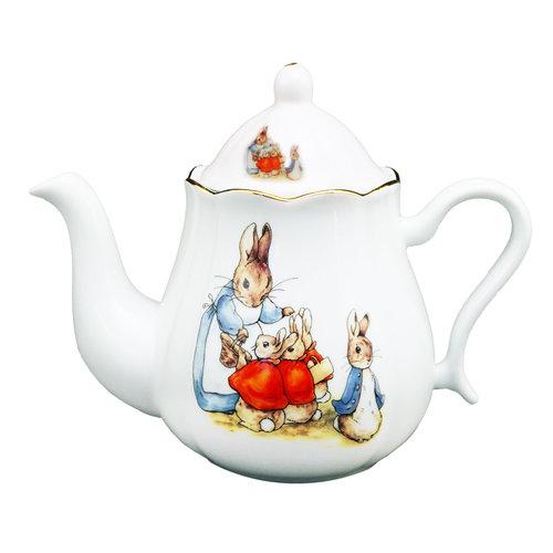 Reutter Porzellan Peter Rabbit Porcelain Teapot
