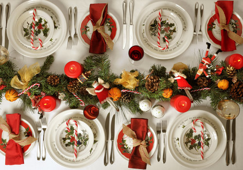 Seasonal Dinnerware