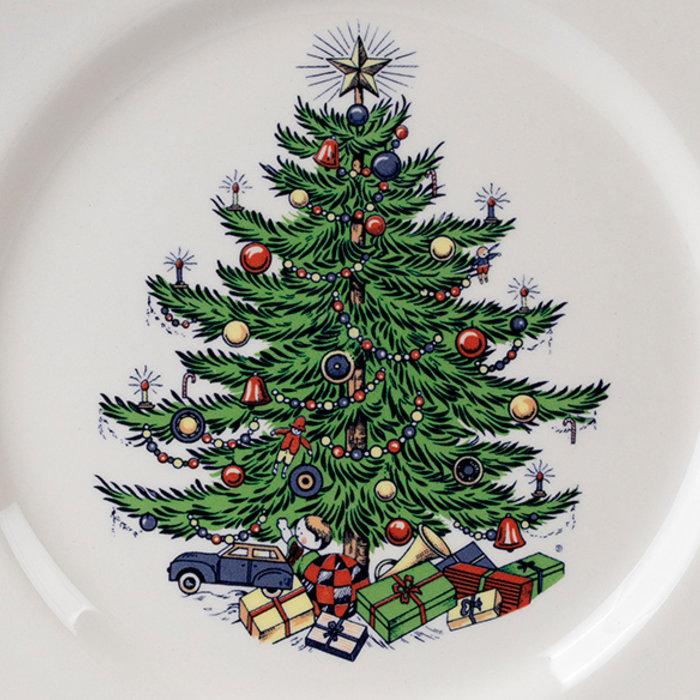 Cuthbertson Christmas Tree