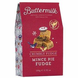 Buttermilk Mince Pie Fudge