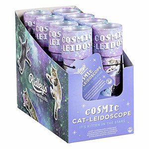 Ridley's Cosmic Cat Kaleidoscope