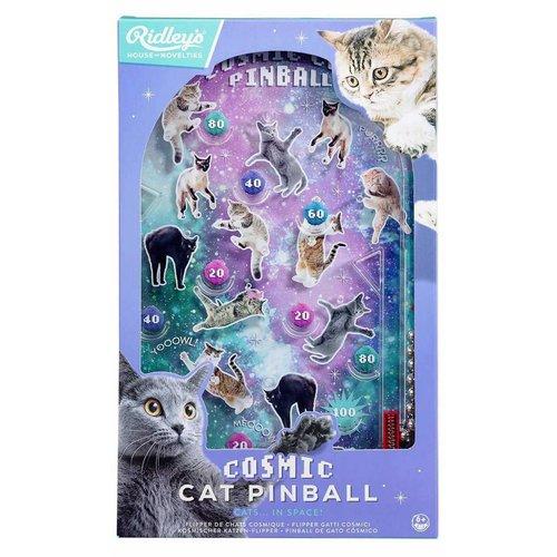 Ridley's Cosmic Cat Pinball
