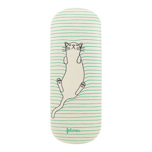Santoro London Santoro Felines Glasses Case Feline Fine