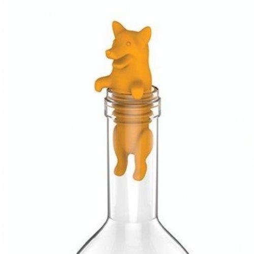 True Zoo Corki Corgi Bottle Stopper
