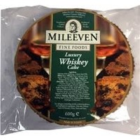 Mileeven Luxury Fruit Cake with Whiskey 600g