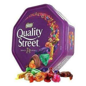 Nestle Nestle Quality Street Tin 900g