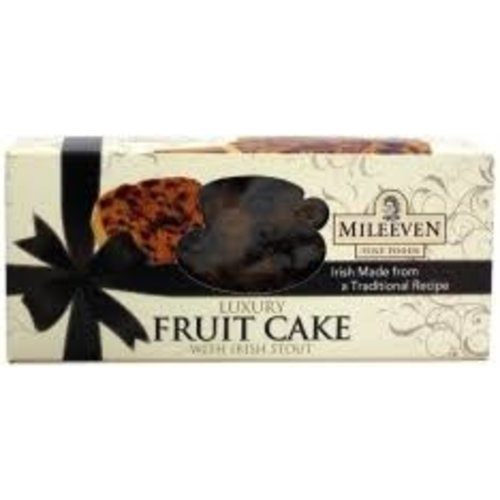 Mileeven Fruit Cake with Irish Stout 400g