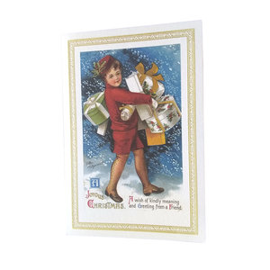 Boxed Christmas Cards - Presents
