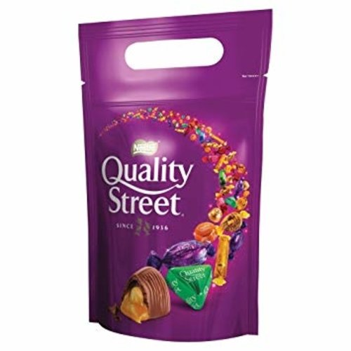 Nestle Quality Street Sharing Pouch