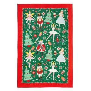 Ulster Weavers Ulster Weavers Linen Nutcracker Tea Towel