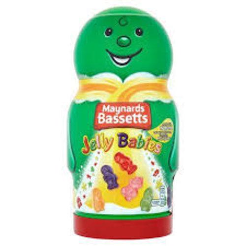Bassett's Bassetts Jelly Babies Character Jar - Green