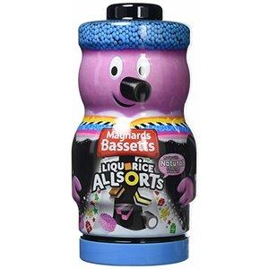 Bassett's Bassetts Liquorice Allsorts Character Jar