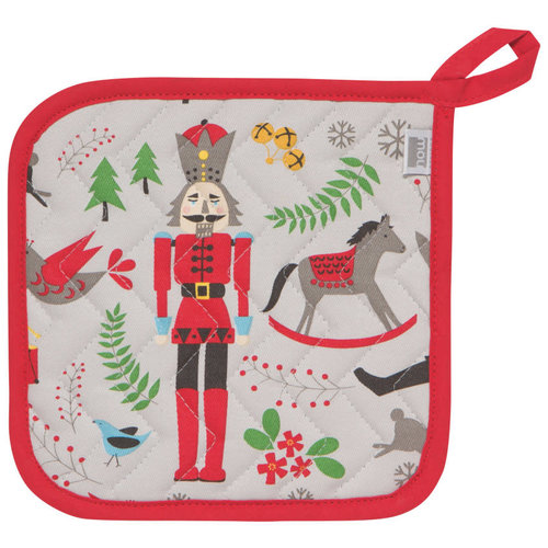 Now Designs Nutcracker Potholder