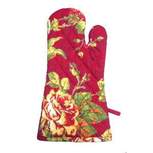 April Cornell April Cornell Tea Rose Oven Mitt