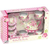 Shylling Fancy Children's Tin Tea Set