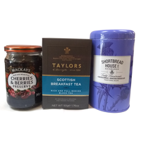 Scottish Tea Time Treats Gift Box