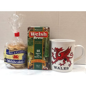 Tea Time in Wales Gift Box