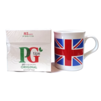Patriotic Cuppa Gift Box