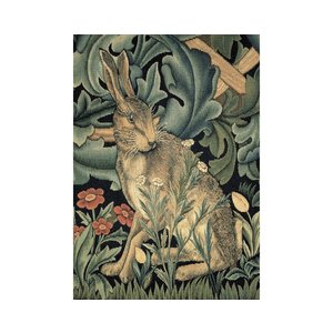 Wentworth Wooden Puzzles Hare Jigsaw Puzzle - 250 pc.