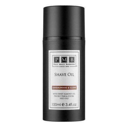 Pall Mall Barbers Shave Oil 100ml