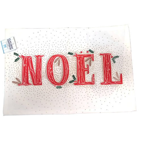 Now Designs Now Designs Noel Placemat