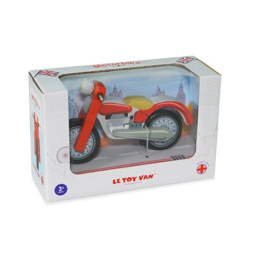 Le Toy Van Le Toy Van Wooden Motorbike
